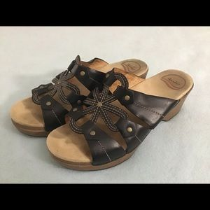 Dansko sandals, size 40